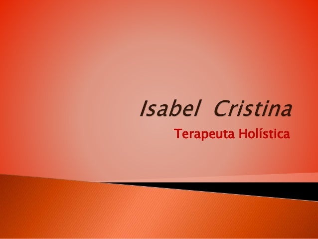 Terapeuta Holística