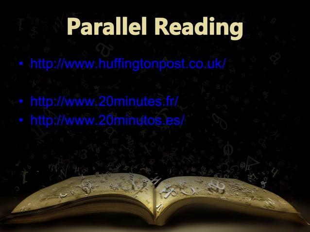 • Vocabulary testVocabulary test • Oral /written dominoesOral /written dominoes (words or phrases)(words or phrases) • Gap...