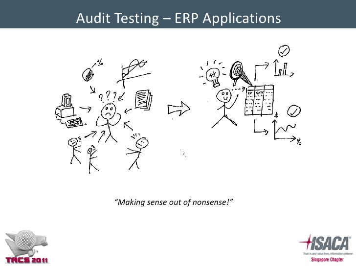 auditing erp applications and cloud