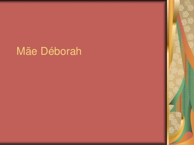 Mãe Déborah