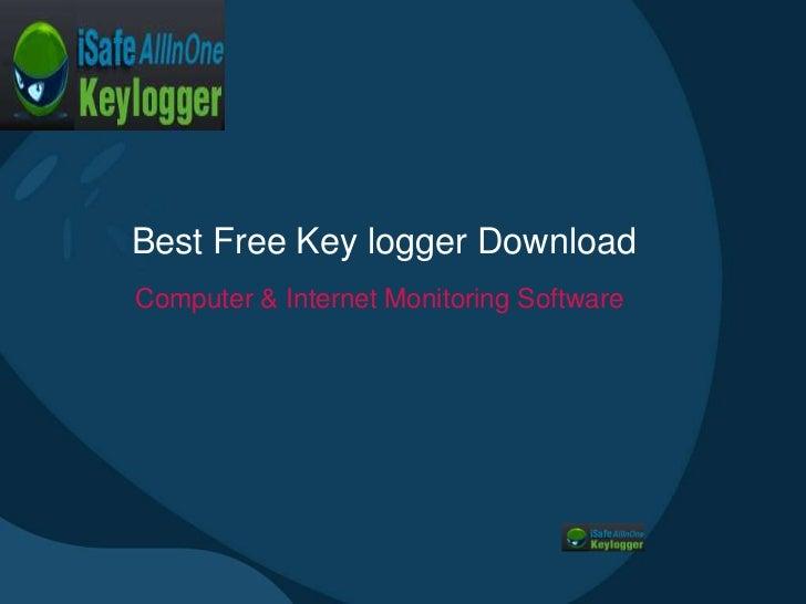 Best Free Key logger DownloadComputer & Internet Monitoring Software