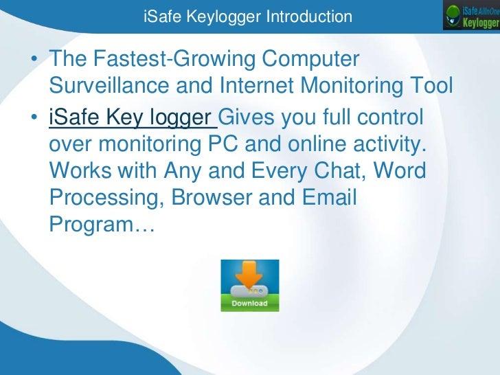 Isafe keylogger-download