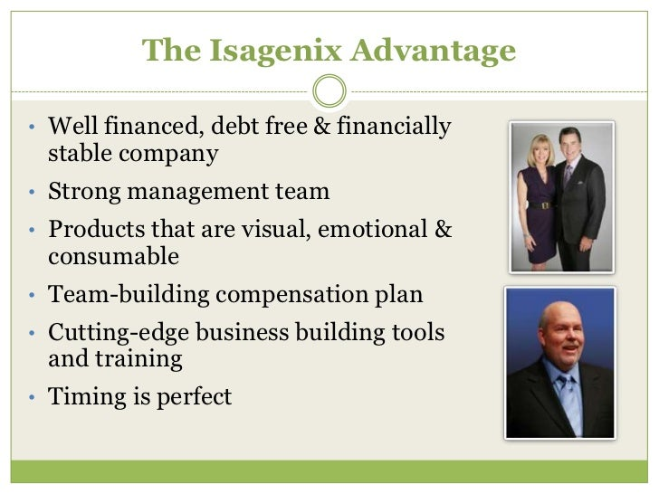 Isagenix Business Opportunity – Consider These 5 Things Before Joining Isagenix