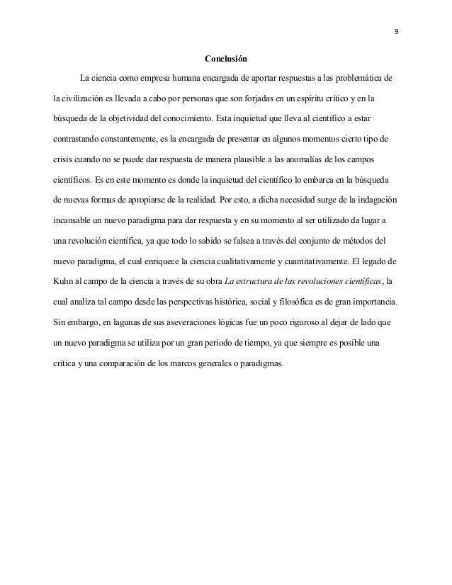 Isaias Santana 2011 Ensayo Sobre Los Paradigmas