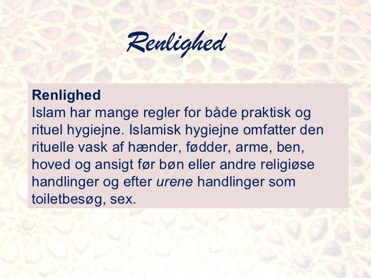 islam ægteskab regler