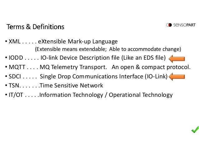 Intro to IO-Link