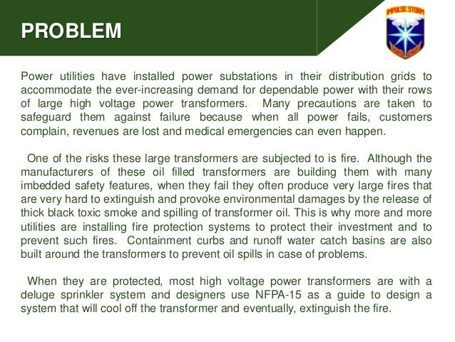 PROBLEM Power utilities have installed power substations in their distribution grids to accommodate the ever-increasing de...