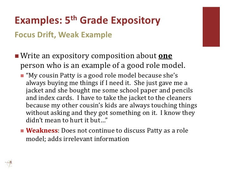 High-Scoring 4th Grade STAAR Expository Essays