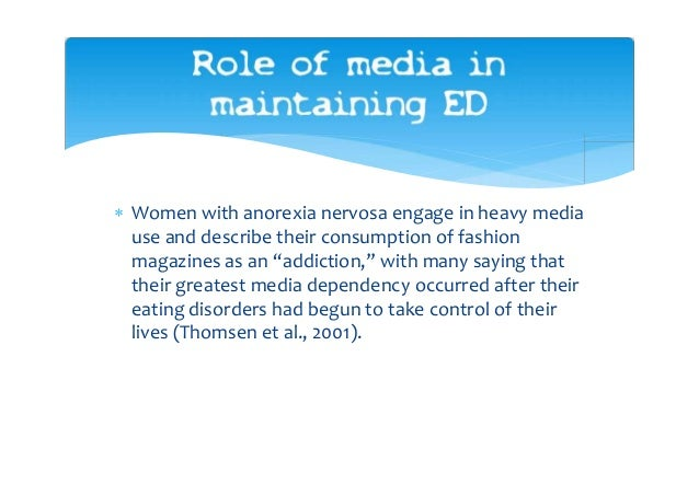 a discussion on the influence of the media on body image and its influence on the appearance of eati Body image looks and appearance  state university  positive body confidence – how social media can affect body image  of beauty distorted by media influence.