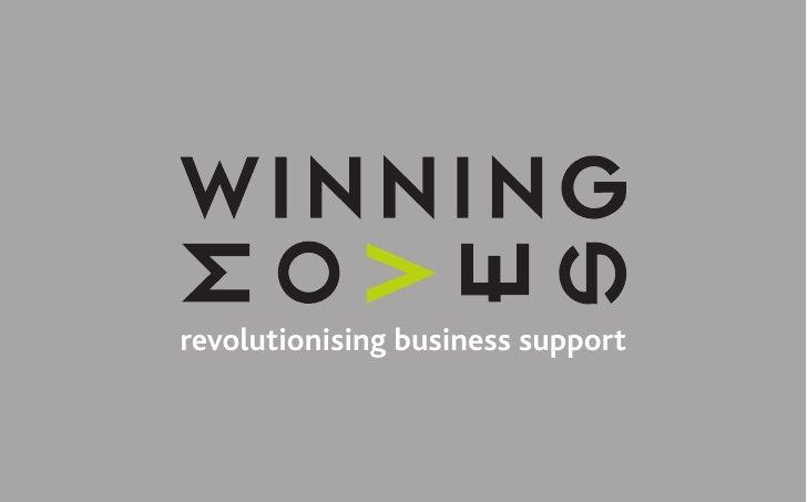 revolutionising business support