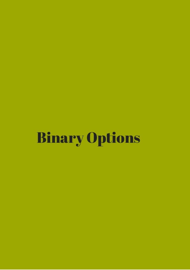 South african binary options regulation