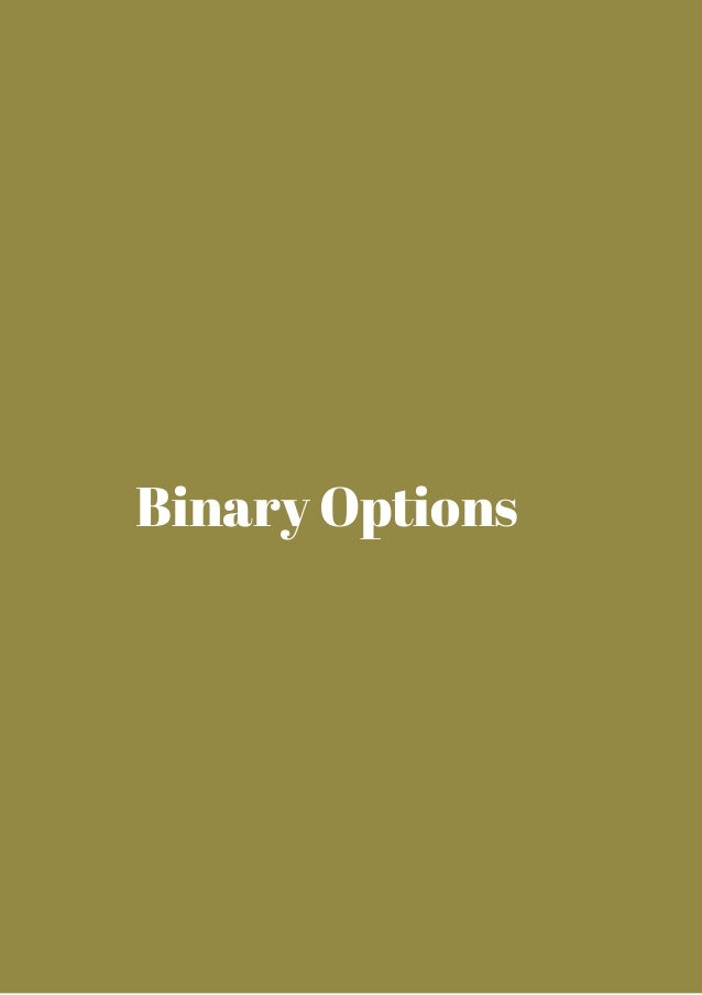 Binary options trading safe