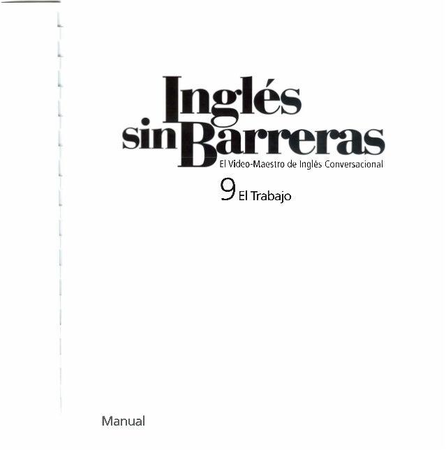 Ingles sin barreras manual 9 dvd