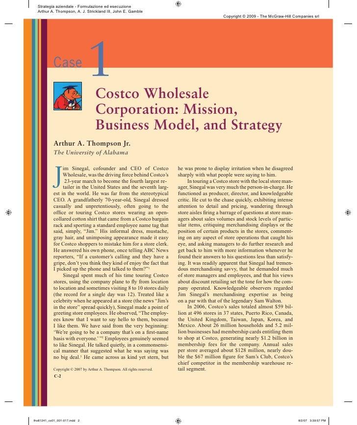Strategia aziendale - Formulazione ed esecuzione  Arthur A. Thompson, A. J. Strickland III, John E. Gamble                ...