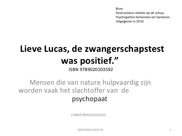 """Lieve Lucas, de zwangerschapstest was positief.""""  ISBN 9789020203592 Mensen die van nature hulpvaardig zijn worden vaak ..."""