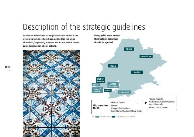 24Geographic areas wherethe strategic initiativesshould be appliedFátimaTempláriosLezíriaOesteCosta AzulSintraOeirasMafra/...