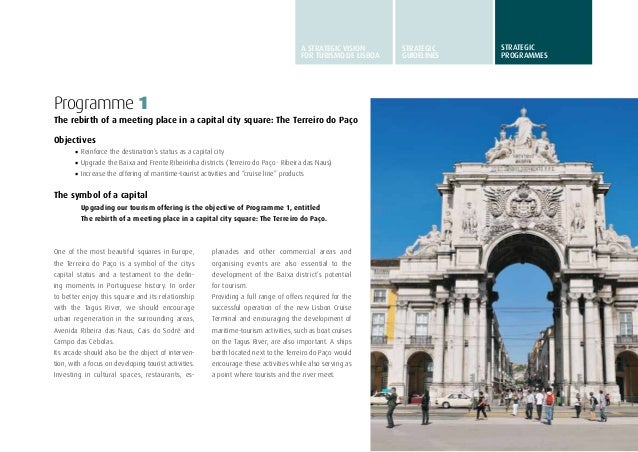 29Programme 1The rebirth of a meeting place in a capital city square: The Terreiro do PaçoObjectives•Reinforce the destin...