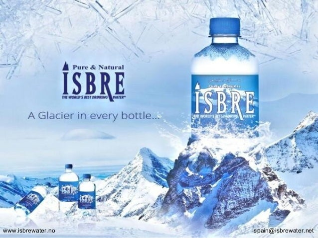 www.isbrewater.no spain@isbrewater.net