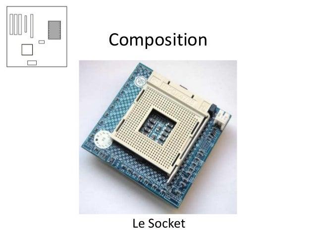 Composition Le Socket
