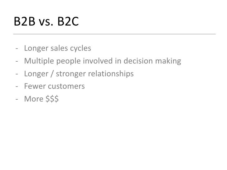 ISBSM #2 - Social Media for B2B Slide 3