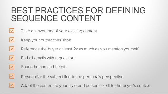 How can you provide useful content to the buyer if your company does not have much content?