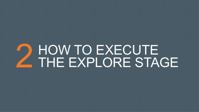 EXPLORATORY You're in control, but your prospect GUIDE feels like they are being empowered to make the right decisions.