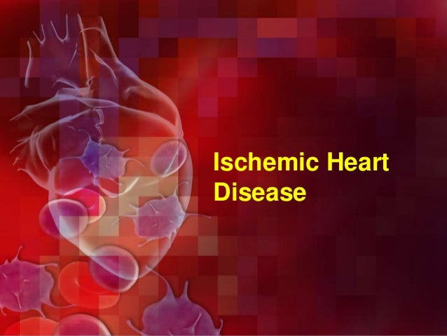 ischemic heart disease Find what medication to use if you have ischemia or ischemic heart disease , medication to prevent heart attack.