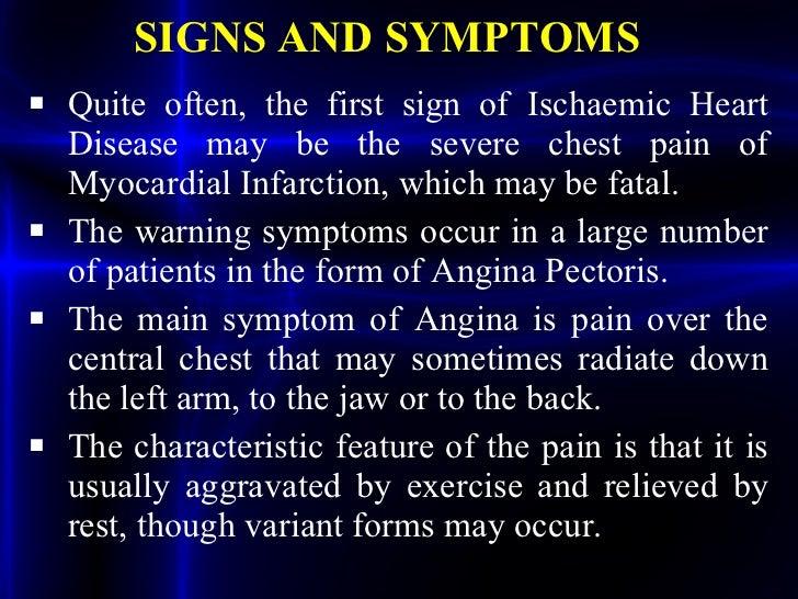 ischemic heart disease definition pdf