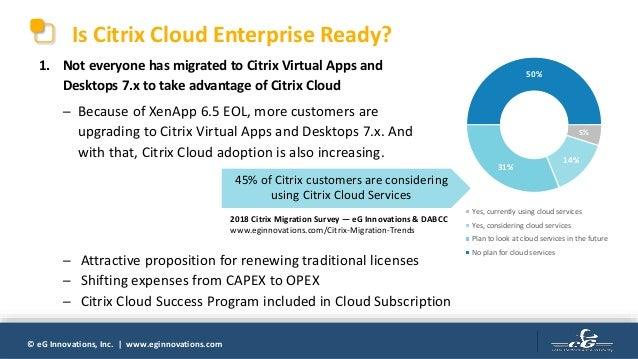 Is Citrix Cloud Enterprise Ready? Best Practices to Get the