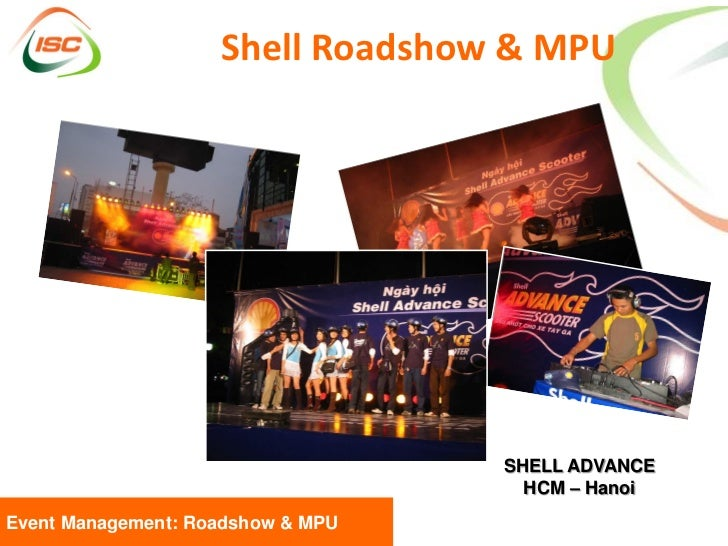 ISC Marketing - Event Credentials 2012