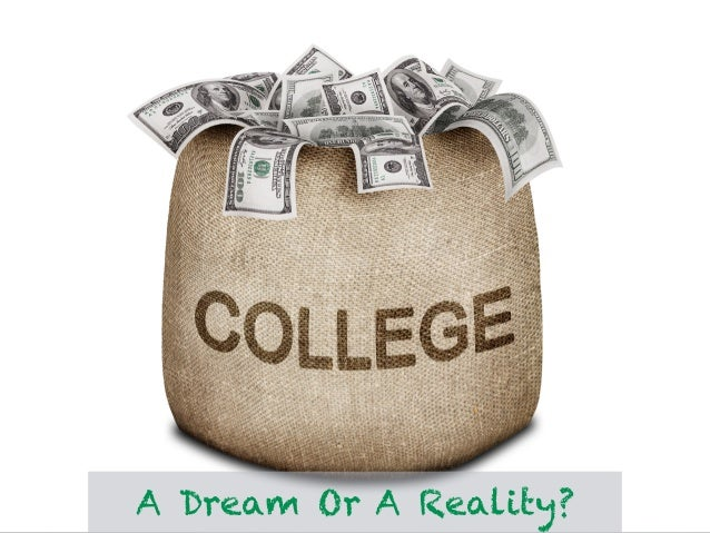 A Dream Or A Reality?  ?