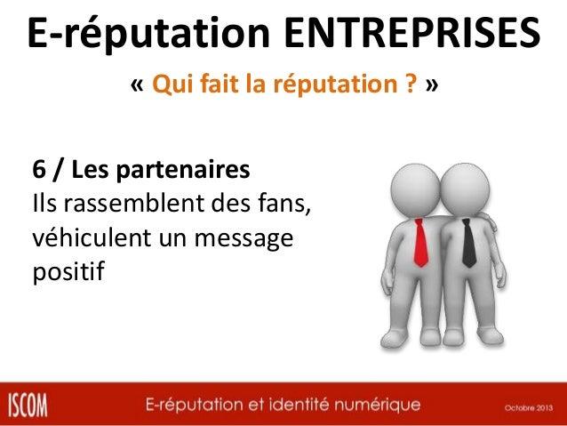 Best Practices ENTREPRISES « Stratégie SMO : SEO + E-réputation » « Ce qui rend une marque influente n'est pas leur taille...