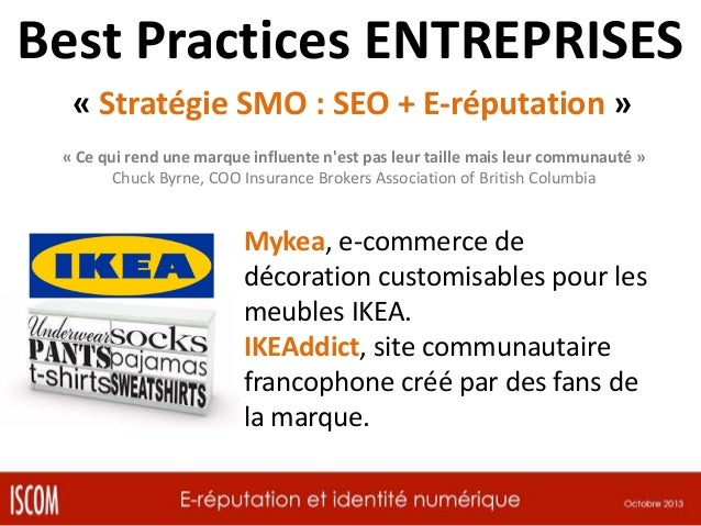 Best Practices ENTREPRISES « My Starbucks Idea : solliciter ! » « It's not just about the coffee » David D. ;)  « Share yo...