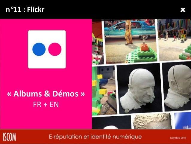 n°12 : Slideshare  « Supports & Slides » FR + EN  xxx