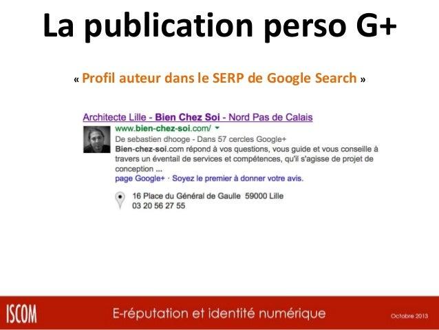 Votre photo dans les pubs Octobre 2013  « En fonction de mon activité, Google peut afficher mon nom et ma photo de profil ...