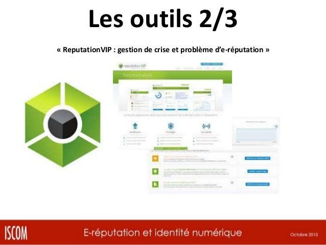 Les outils 3/3 « Monitoring et mesure en temps réel des réseaux sociaux »  D'autres outils concurrents ou complémentaires ...