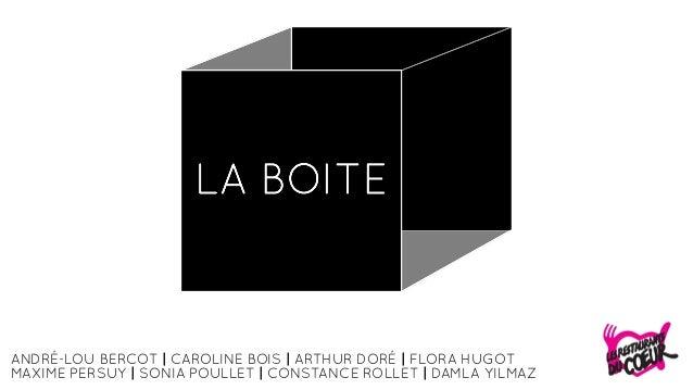 ANDRÉ-LOU BERCOT | CAROLINE BOIS | ARTHUR DORÉ | FLORA HUGOT MAXIME PERSUY | SONIA POULLET | CONSTANCE ROLLET | DAMLA YILM...