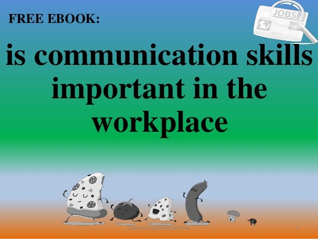 Importance Of Communication Pdf
