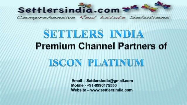 Iscon Platinum Bopal Ahmedabad - 9990175550