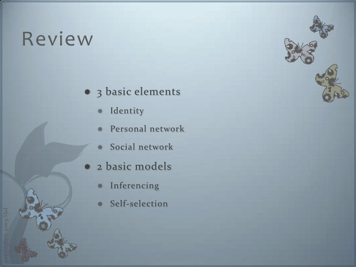 Review                                  3 basic elements                                                                 ...