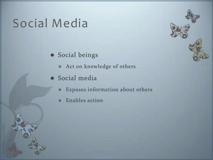 Social Media                                  Social beings                                                              ...