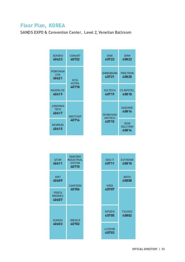 ISC West 2014 Korea Pavilion Directory