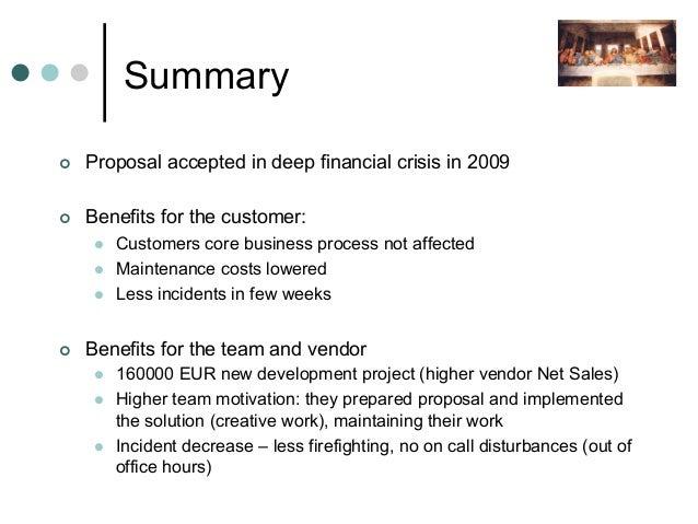 It Services Proposal Kardasklmphotography