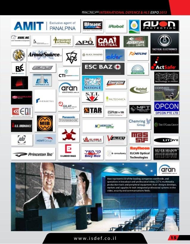 Isdef 2013 catalog