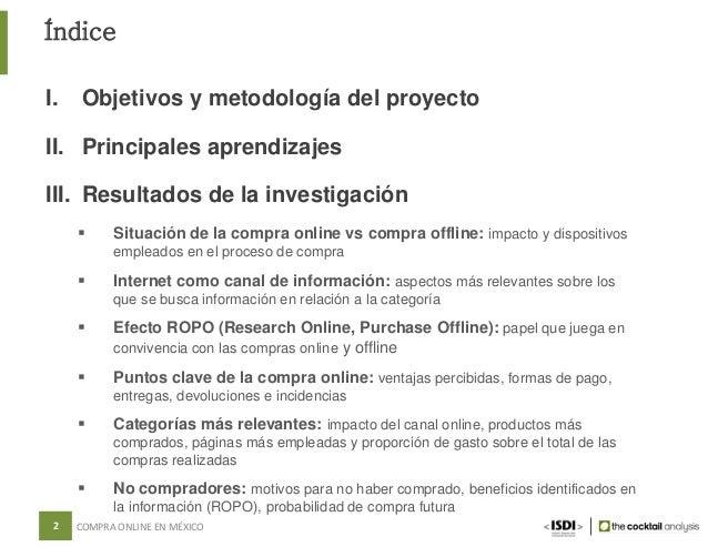 La compra online en México Slide 2