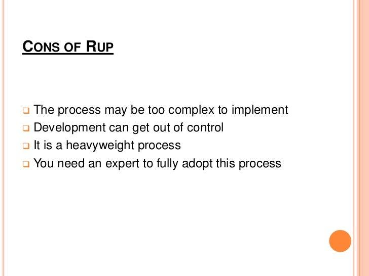 RUP model