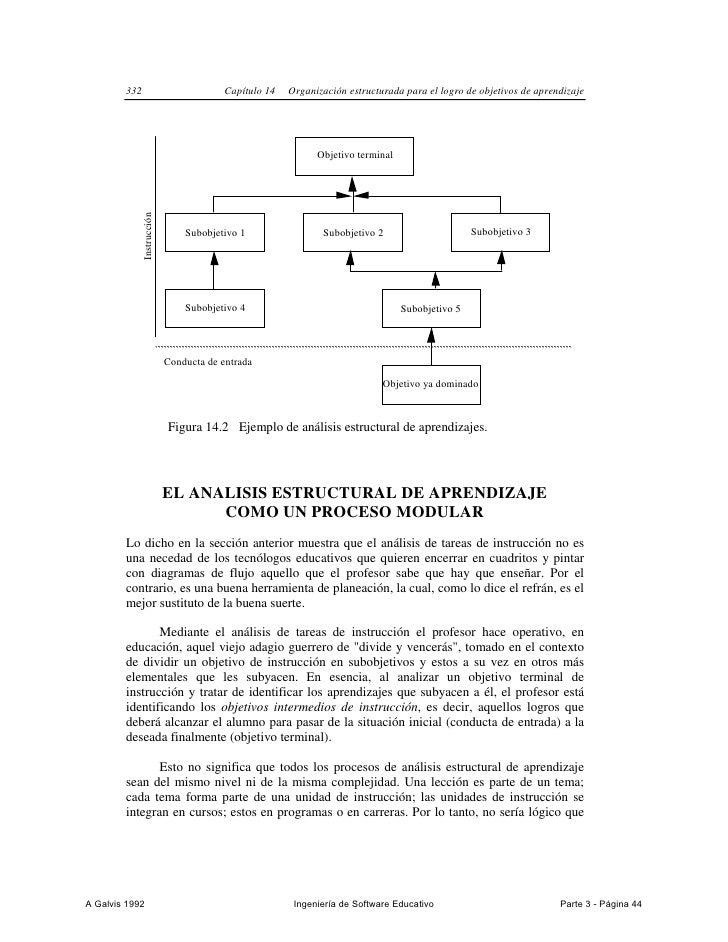 Ingeniería de Software Educativo (1992) parte 3 herramientas