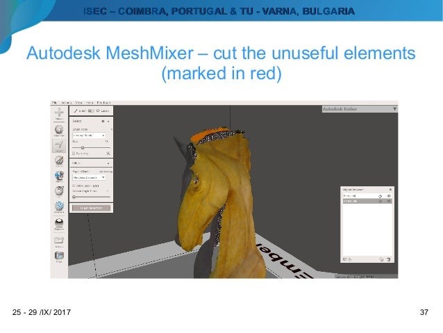 IMPROVING 3D GEOMETRY OF THE RECEIVED PHOTOGRAMMETRIC MODELS