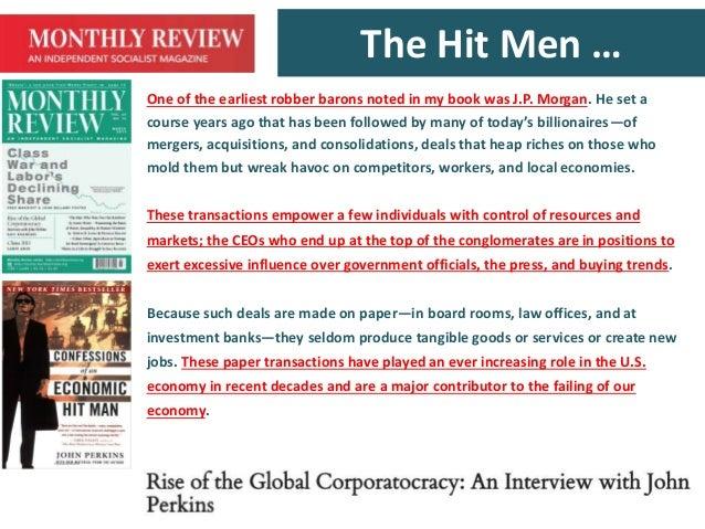 the confession of economic hitman pdf