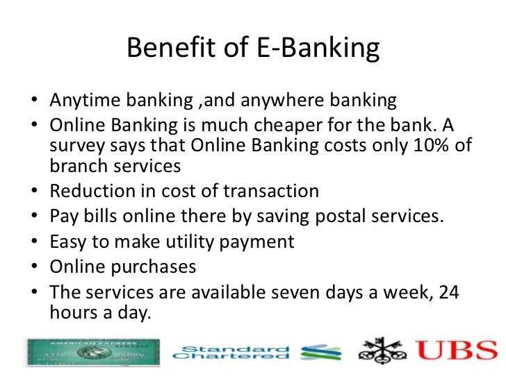 The Pros And Cons Of Internet Banks